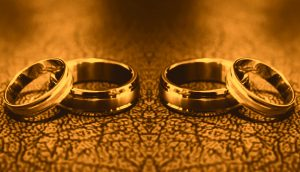 El Peregrino de Casiopea - Cuatro anillos de boda