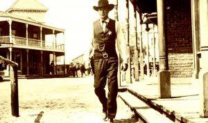 El Peregrino de Casiopea - El sheriff del Condado de Arizona